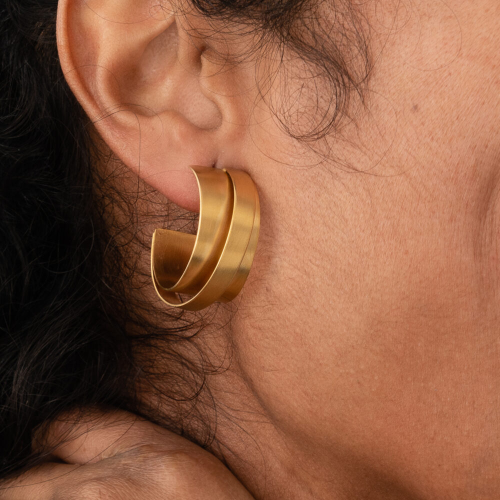 shuffled-Circles-Ohrringe-Creolen-gold