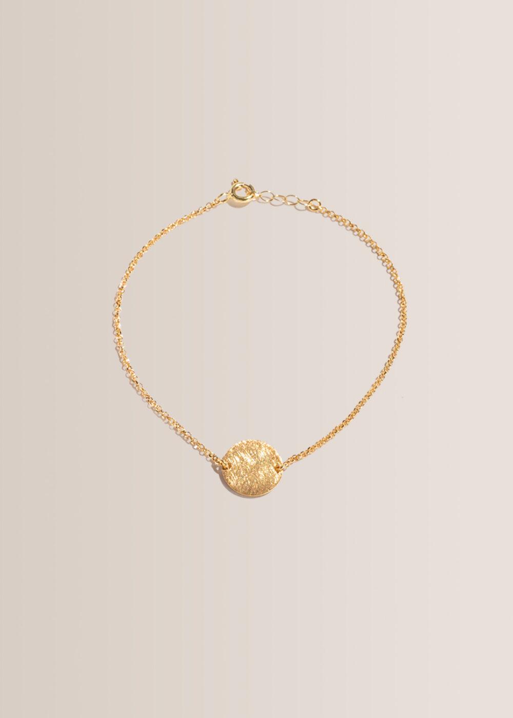 Ilinia-Armband-gold-Kreis