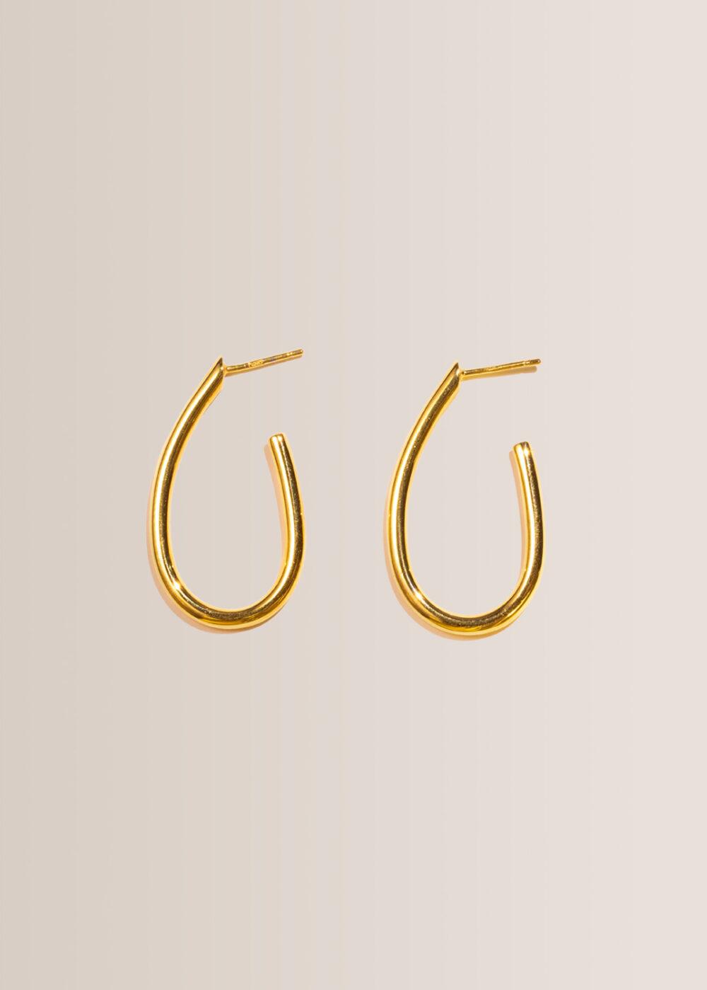 Galatea-Ohrringe-gold-Croelen-oval